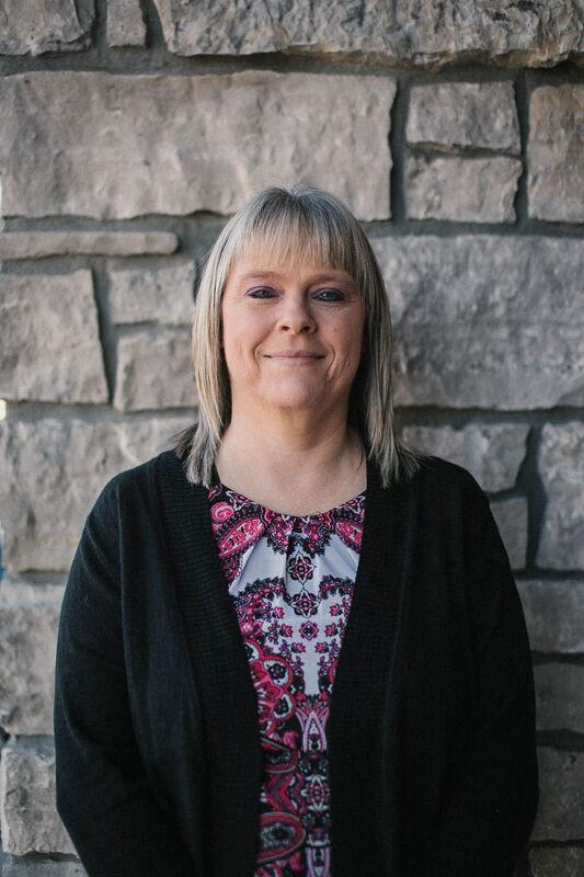 Gina Becker, Assistant Vice-President/Teller Supervisor